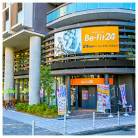 Be-fit24 京橋店