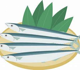秋といえば秋刀魚